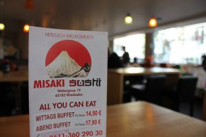 misaki sushi wiesbaden all you can eat. Black Bedroom Furniture Sets. Home Design Ideas